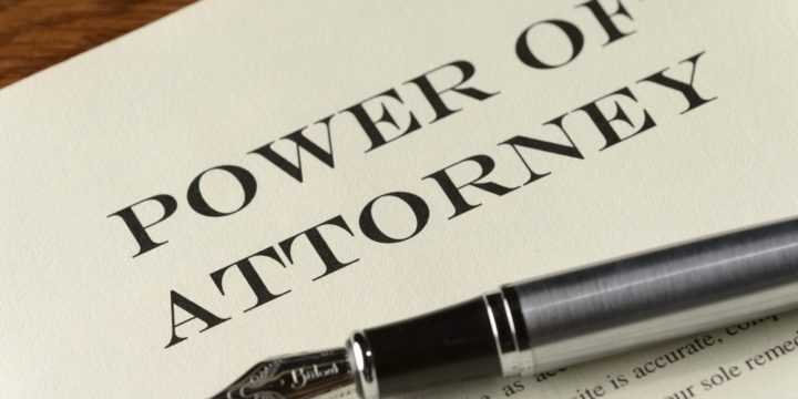 The Importance of a Power of Attorney